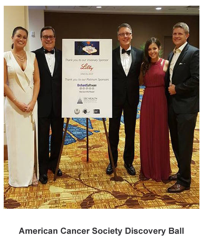 2016 American Cancer Society Discovery Ball